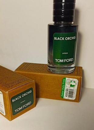 Стойкий парфюм в стиле tom ford black orchid парфюм унисекс из дубая,модный парфюм 20213 фото