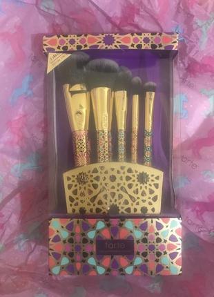 Tarte artful accessories набор кистей для макияжа