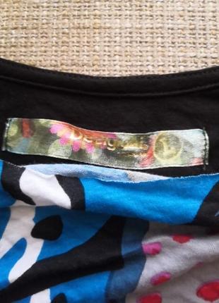 Блуза desigual4 фото