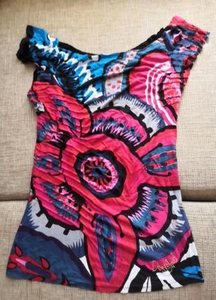 Блуза desigual7 фото