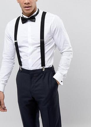 Комплект підтяжки і галстук бабочка only & sons