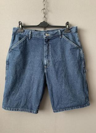Wrangler шорты джинсовые винтаж.