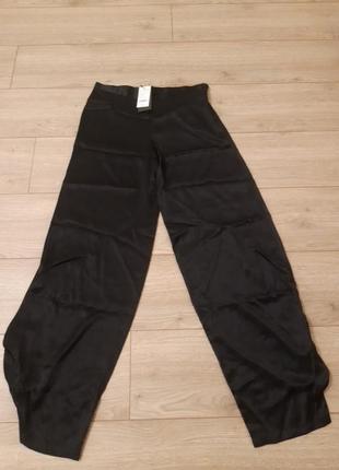Стильные шелковые брюки lisslle