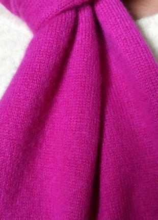 Кашемировый шарф от autograph marks&spencer100% кашемир