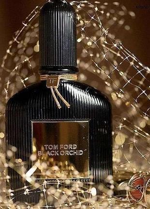 Стойкий парфюм в стиле tom ford black orchid парфюм унисекс из дубая,модный парфюм 2021
