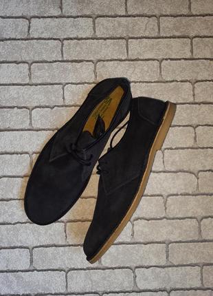 Шикарные замшевые туфли baleeblu (испания)