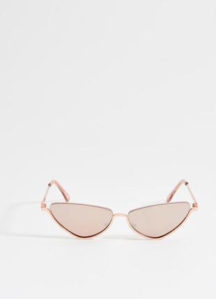Сонцезахисні окуляри в ретро стилі3 фото