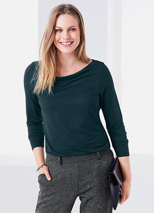 Лонгслив свитшот блуза размер 42-46 наш tchibo тсм