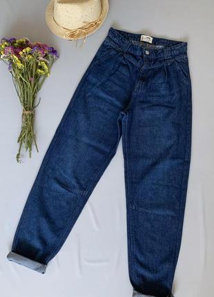 Отличные джинсы с высокой посадкой tally weijl