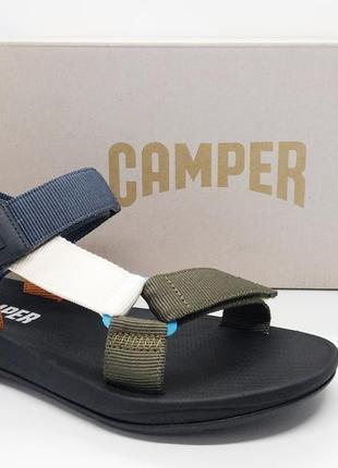 Суперские удобные яркие стильные сандалии camper оригинал