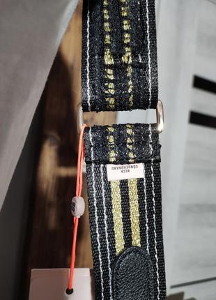 Стильний пасок beck sondergaard ремінь ремешок ручка пояс сумка ganni5 фото