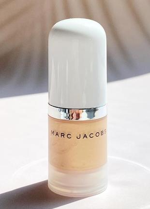 Жидкий гелевый хайлайтер marc jacobs coconut gel highlighter 5 мл