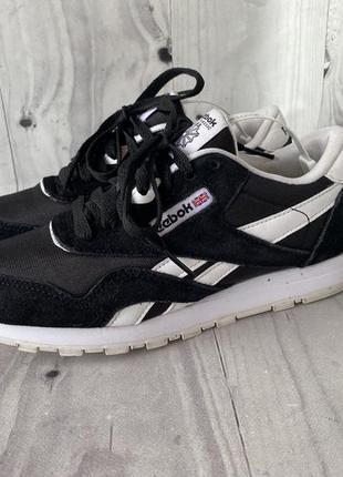 Reebok classic кроссовки