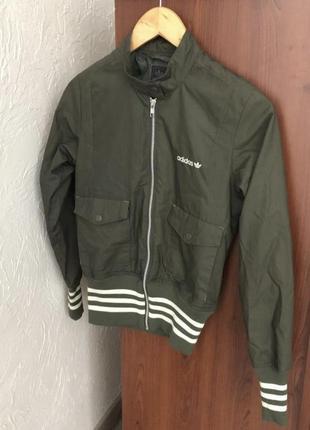 Куртка adidas, оригинал