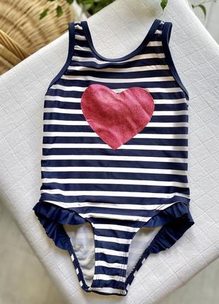 Купальник на девочку 1-2 года