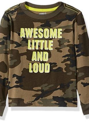 Кофта, свитер, лонгслив, реглан crazy8 на мальчика 2 года
