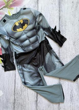 Крутой карнавальный костюм batman tu 5лет