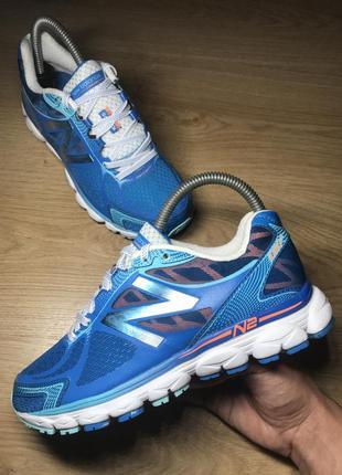 New balance cushioning running оригинальные женские спортивные беговые кроссовки