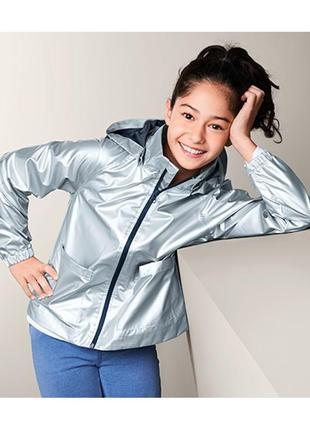 Легкая куртка дождевик рост 146-152 tchibo tcm