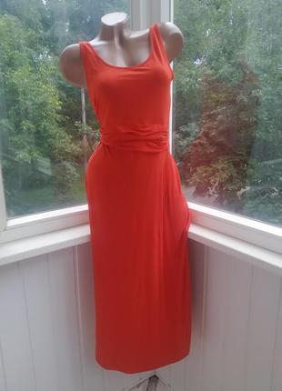 Шикарное летнее платье сарафан