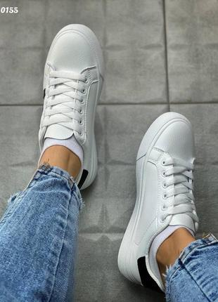 Adidas кроссовки белые женские удобные