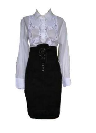 Дизайнерская юбка