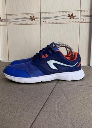 Сині кросівки decathlon