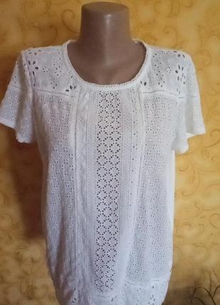 Блуза батист