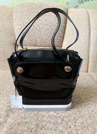 Итальянская женская кожаная сумка fellini