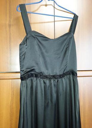 Вечернее нарядное платье сарафан