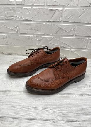 Броги оксфорды туфли regent2 фото