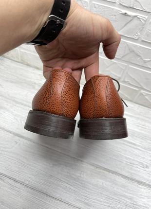 Броги оксфорды туфли regent5 фото