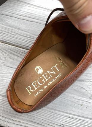 Броги оксфорды туфли regent7 фото