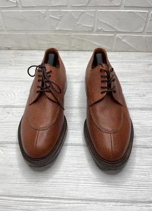 Броги оксфорды туфли regent3 фото