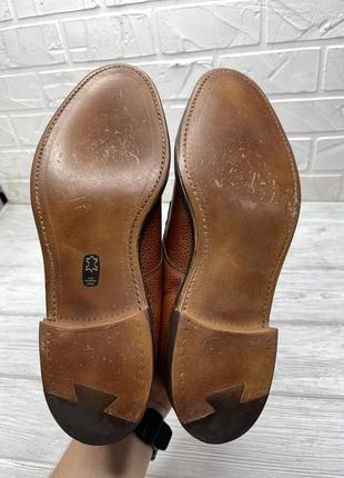 Броги оксфорды туфли regent8 фото