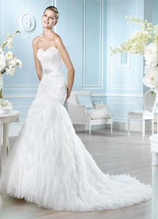 Свадебное платье san patriсk (оригинал)