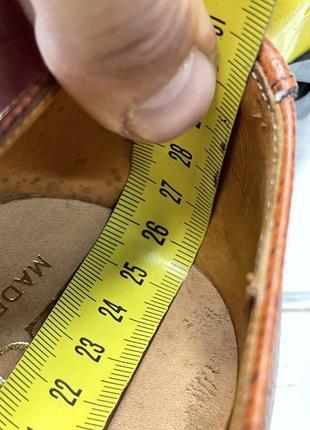 Броги оксфорды туфли regent9 фото