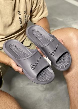 Шикарные мужские шлепки тапки сланцы nike victori one shower slide наложенный платёж