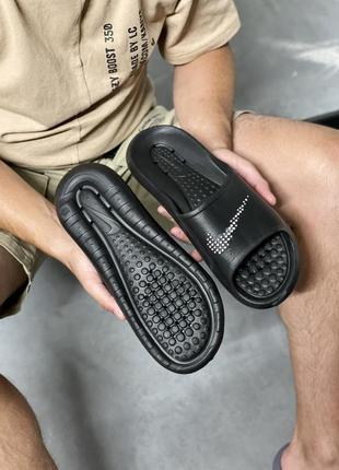 Шикарные мужские шлепки тапки сланцы nike victori one shower slide наложенный платёж5 фото
