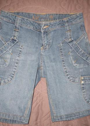 Джинсовые шорты ajc