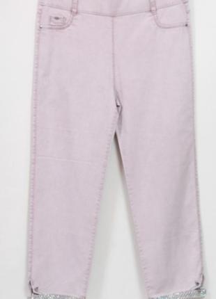 Жіночі брюки тонкие туреччина турция великого большого хлопковые батал турецкие джинс коттоновые джинсы шорты джинсовые брюки