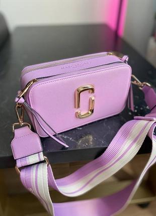 Сумка marc jacobs violet