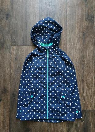 Лёгкая курточка, ветровка, дождевик, плащик 5-6 лет
