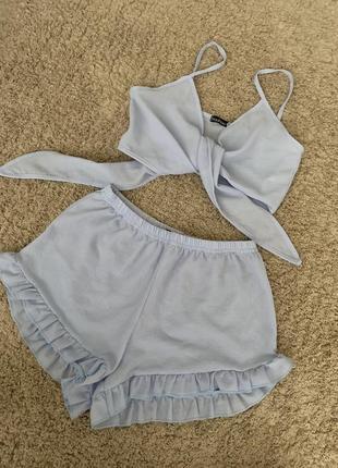 Пляжный костюм,летний костюм