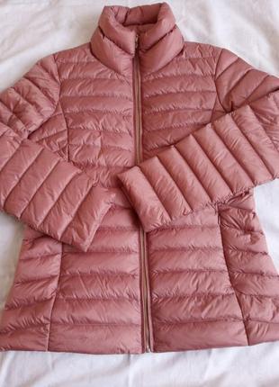 Супер куртка пуховичок с&а