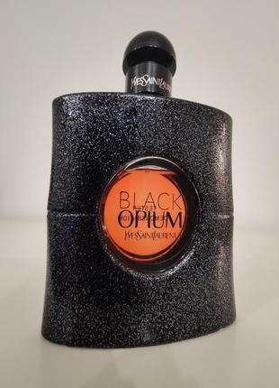 Парфуми ysl black opium тестер