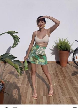 Zara босоножки новая коллекция