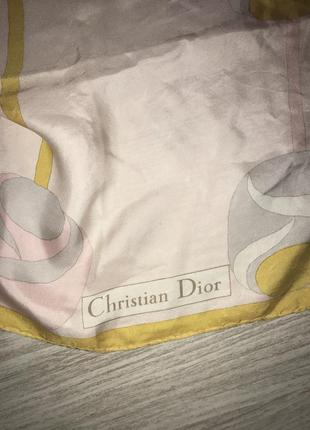 Платок хустка шарф шаль винтаж