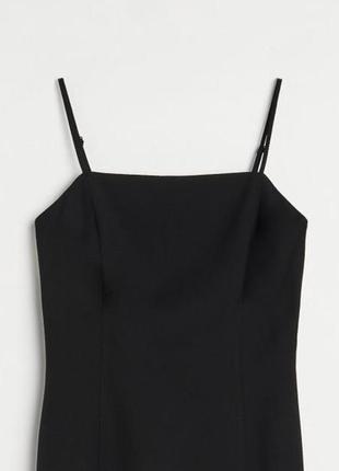 Платье на тонких бретелях, reserved