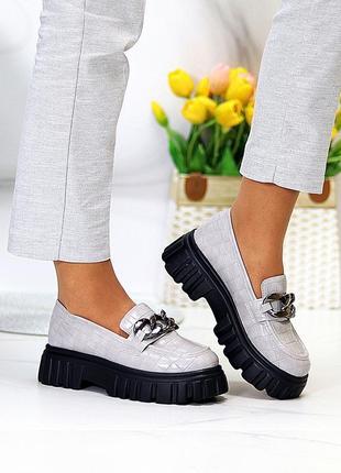 "Туфли ""catherine"" женские экокожа"